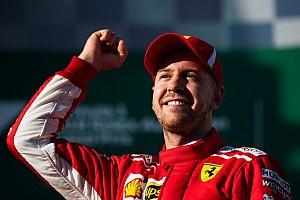 Fórmula 1 Artículo especial Victoria en Australia marca el podio 100 de Vettel en la F1