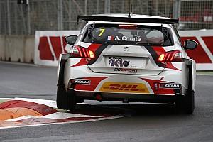 TCR Ultime notizie Europe: nuova sfida da sogno con la Peugeot per Francisco Abreu