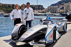 Susie Wolff nombrada jefa de Venturi en Fórmula E