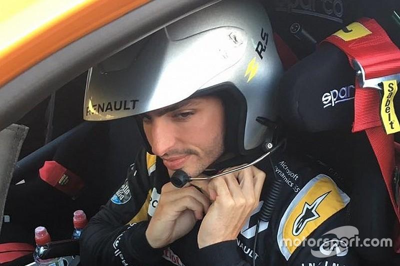 Em sua estreia no WRC, Sainz recorda histórias do pai
