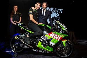 WSBK Noticias de última hora El Kawasaki Puccetti Racing del WorldSBK se presenta en Italia