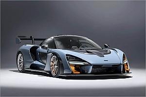 Automotive News So schnell und teuer ist der McLaren Senna