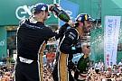 A két csapattárs vívott parázs csatát a győzelemért a Formula E chilei futamán