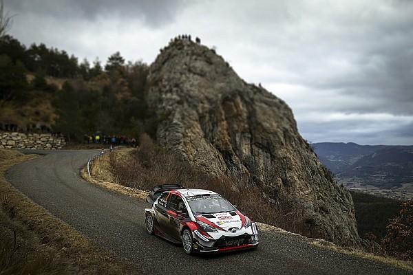 Toyota artık WRC şampiyonluğundan çok emin