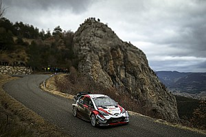 WRC Breaking news Toyota now