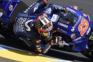 MotoGP Antrenman raporu MotoGP Le Mans 3. antrenman: Vinales, Marquez'i son turuyla geçti!