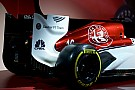 Formule 1 Sauber prépare