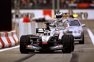 Формула 1 Топ список Новорічна галерея машин Ф1 у якості таксі