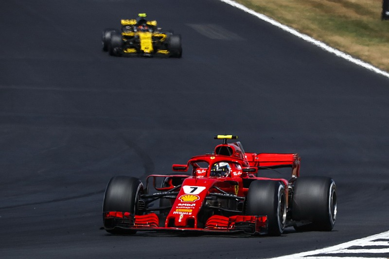 Ferrari та Renault зробили ставку на агресивну стратегію на ГП Угорщини