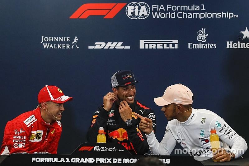 Las mejores fotos del sábado del GP de Mónaco