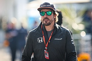 WEC Noticias de última hora Alonso hará un test con el Toyota LMP1 en Bahrein