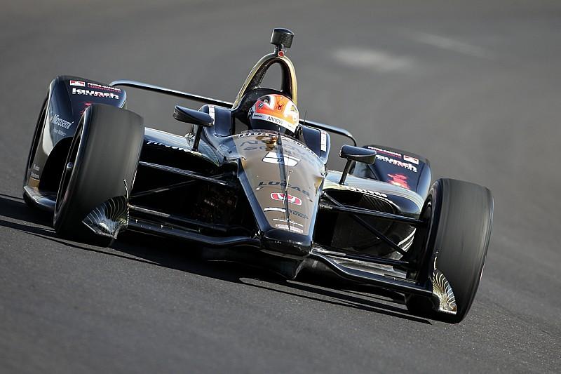 IndyCar testet 2018 Cockpitschutz in Phoenix