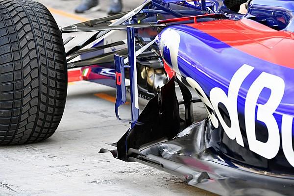 Stop/Go Livefeed Elhúz az egyenesben a Toro Rosso-Honda