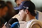 "Após briga, Massa desabafa: ""ponham a culpa em mim"""