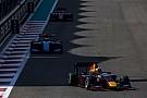 GP3 Kari lidera el primer día de test de GP3 en Abu Dhabi