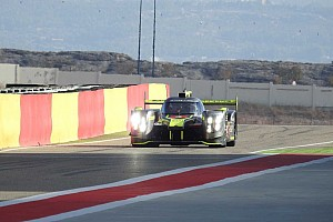 WEC Interview Dillmann keen on ByKolles drive after Aragon test
