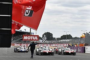 24 heures du Mans Actualités Fillon :