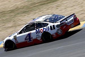NASCAR Cup Breaking news Kevin Harvick loses out on strategy at Sonoma
