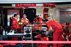 Технический брифинг: в Ferrari предпочли вернуться к старой подвеске