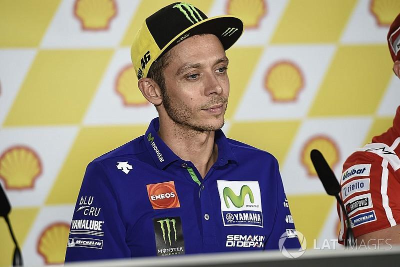 Rossi espera decidir futuro da carreira no início de 2018