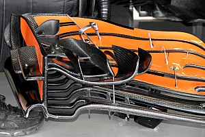 Formula 1 Special feature McLaren's latest F1 front wing update explained - video