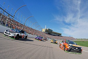 NASCAR Cup Breaking news Round of 8 playoff grid set as four drivers are eliminated at Kansas