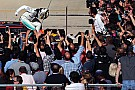 F1 Mercedes entra en el Olimpo de la F1