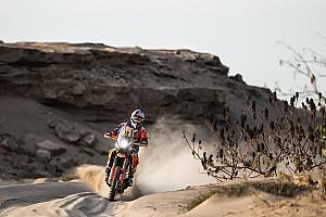 Dakar Relato de estágio Meo supera Brabeck pelo 8º estágio; Van Beveren lidera