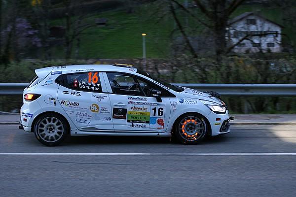 Coupes marques suisse Résumé de course Le duo Vuistiner-Kummer s'impose dans le Clio R3T Alps Trophy