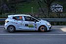 Schweizer markenpokale Das Duo Vuistiner-Kummer gewinnt den zweiten Lauf der Clio R3T Alps Trophy