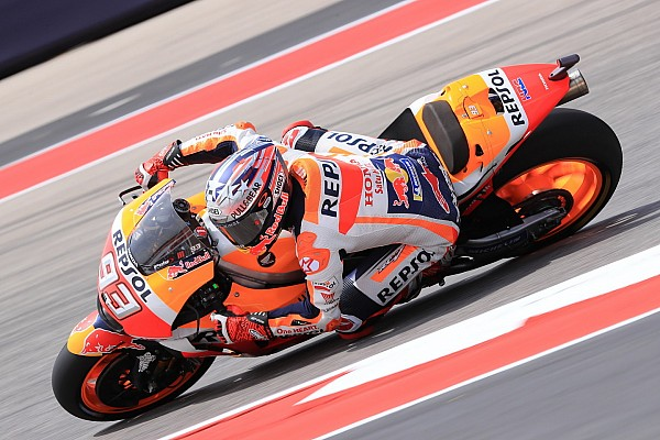 Гран Прі Америк: найшвидшим у третій практиці став Маркес