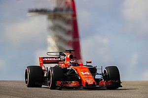 Alonso: New McLaren front wing a