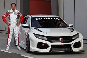 TCR Motorsport.com hírek A JAS végrehajtotta az első tesztet a Honda Civic Type R TCR-rel