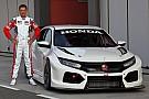 TCR A JAS végrehajtotta az első tesztet a Honda Civic Type R TCR-rel