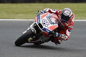 MotoGP Reporte de pruebas Dovizioso lidera el primer ensayo libre en Sepang