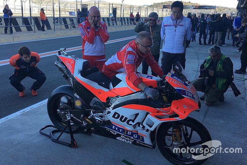 La armada de Ducati para 2018 contará con ocho Desmosedici