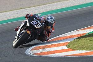 MotoGP Reaktion Marc Marquez fährt Bestzeit in Valencia: Prototyp schon für Sepang vorbereitet