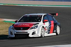 WTCR Nieuws Eerste Peugeot-coureur voor WTCR 2018 gepresenteerd