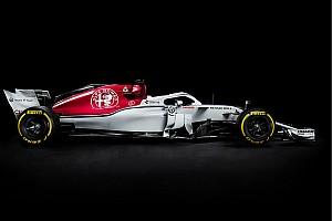 F1 Top List GALERÍA: el nuevo Sauber C37