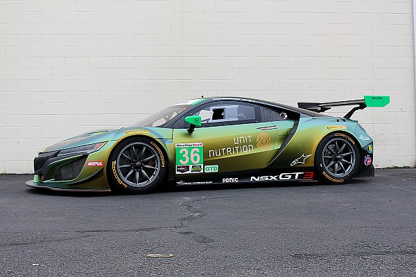 IMSA Breaking news CJ Wilson Racing to enter 12 Hours of Sebring with Acura NSX