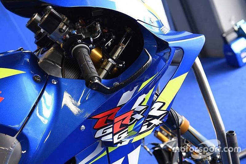 Suzuki in stile Ducati con due nuove carene per la GSX-RR