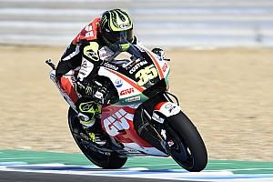 MotoGP Qualifying report MotoGP Spanyol: Crutchlow cetak rekor pole, Rossi ke-10