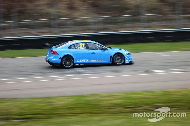 В Volvo продолжают подготовку к сезону
