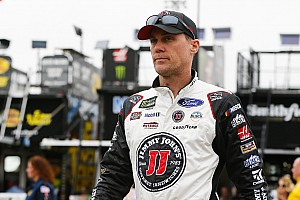 NASCAR Cup Practice report Kevin Harvick fastest in Friday's lone Cup practice at Fontana