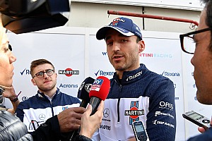 Kubica elmondta, mely pontokon lehet még javítani a Williamst