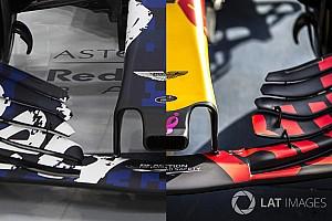 فورمولا 1 تحليل مقارنة بين سيارتَي ريد بُل 2017 و2018