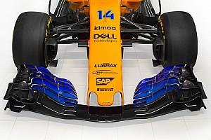 Формула 1 Самое интересное McLaren MCL33: все фотографии машины в деталях