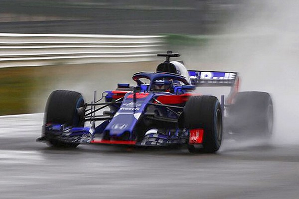 Formula 1 Ultime notizie Toro Rosso: diffusa a sorpresa una foto della STR13 a Misano!