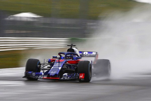 Formula 1 Breaking news Toro Rosso reveals first image of 2018 F1 car