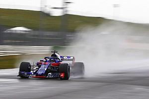Yeni Toro Rosso STR13 ortaya çıktı!